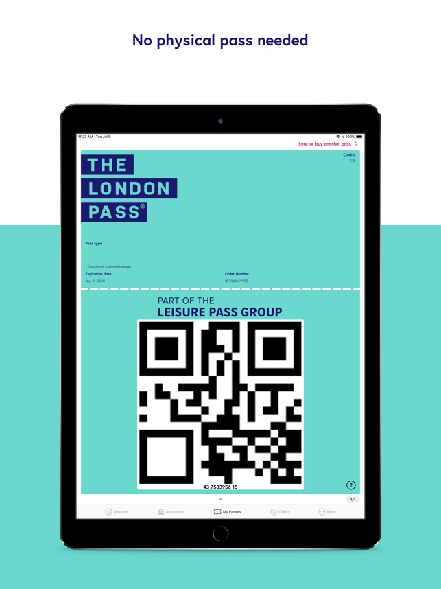 The London Pass on the App Store