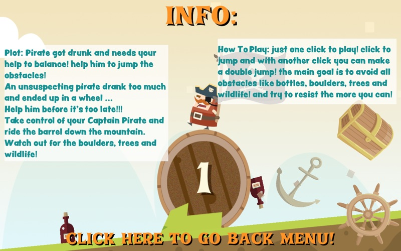 Captain Pirate for Mac