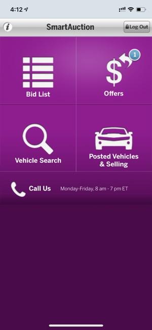 Mobile Auto Auction Smartauction Mobile App Smartauction Ally >> Smartauction On The App Store