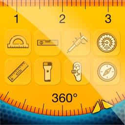 Multitool- 8 Precise Tools