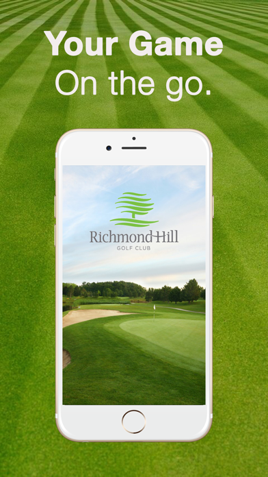 Richmond Hill Golf screenshot 1