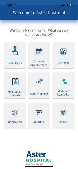 Aster Hospitals on the App Store