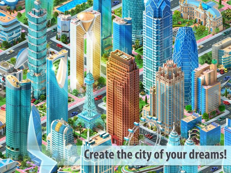 Megapolis HD: city tycoon sim screenshot-0