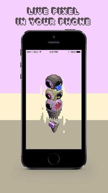Craft Pixel Live Wallpapers