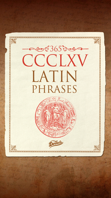 点击获取365 Latin phrases (Full)