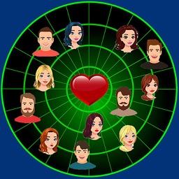 Dating app - Radar Love.