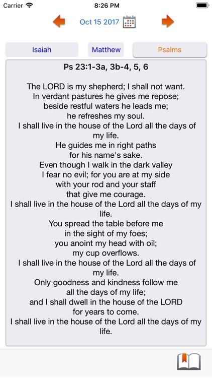 Bible Verses of the Day screenshot-3