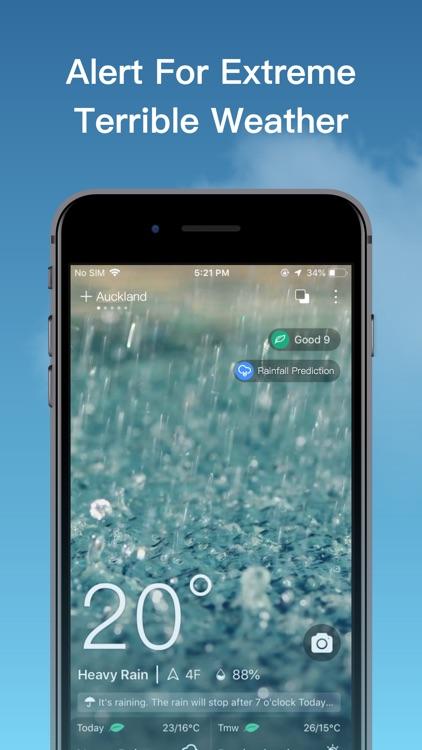 Live Weather-Local Weather App screenshot-7
