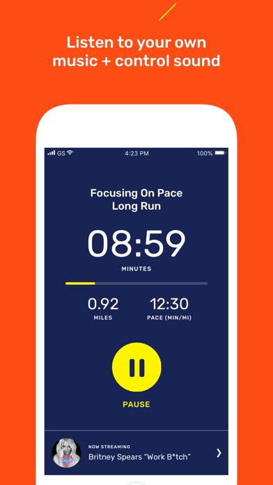 Running by Daily Burn Screenshot