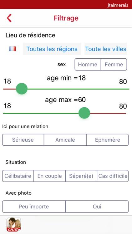 JTaimerais - Rencontres France screenshot-4