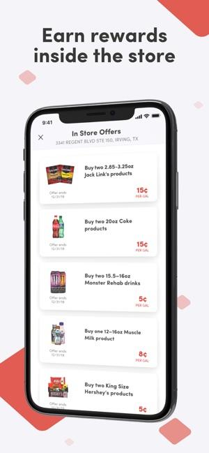 Fuel Rewards® program on the App Store