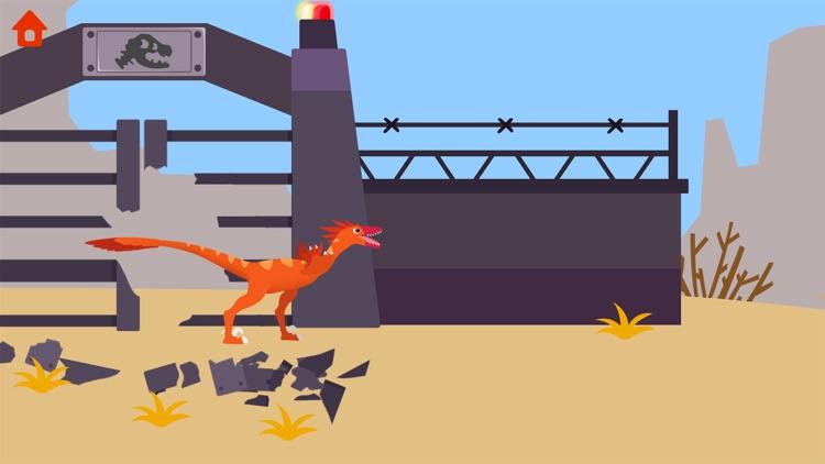 Dinosaur Guard: Games for kids screenshot-7