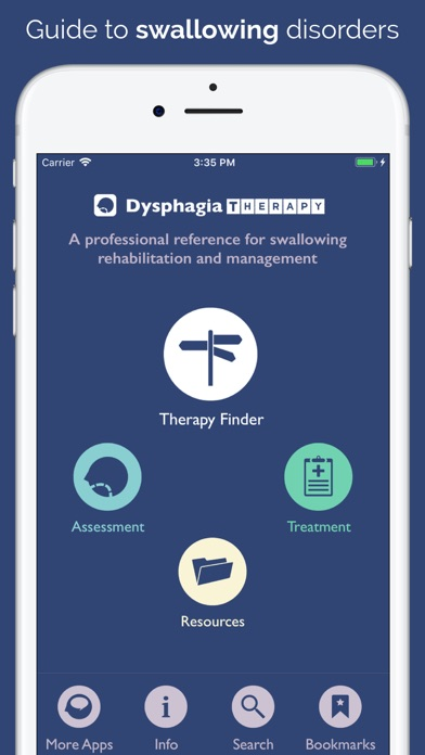 Dysphagia Therapy Screenshot