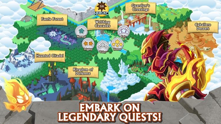 Knights & Dragons - RPG screenshot-4