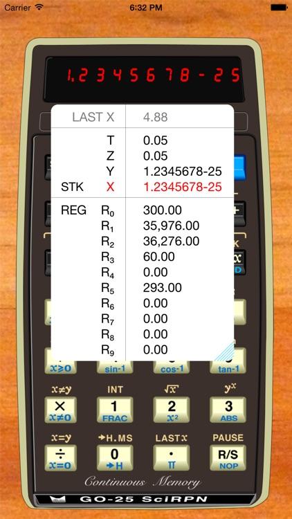 GO-25 SciRPN screenshot-5