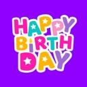 Happy Birthday Animated *