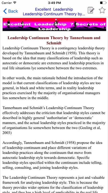 Leadership Excellent screenshot-3