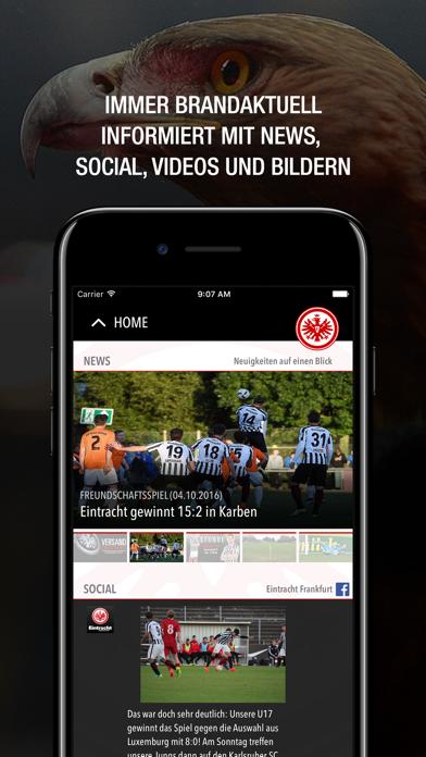 Eintracht App
