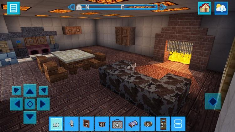 RealmCraft 3D: Survive & Craft screenshot-7