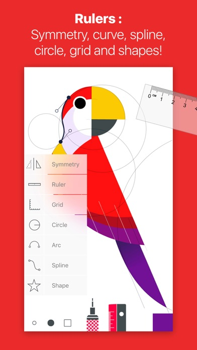 Tayasui Sketches Pro Screenshots