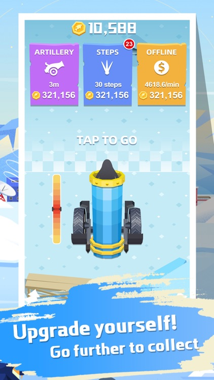Penguin Travel: Slide! screenshot-4