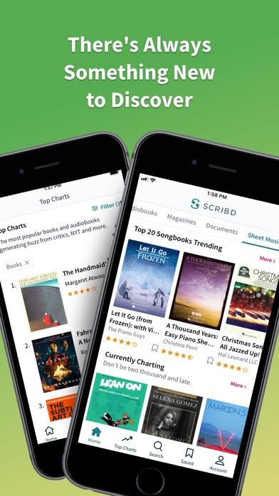 Scribd - audiobooks & ebooksのおすすめ画像5