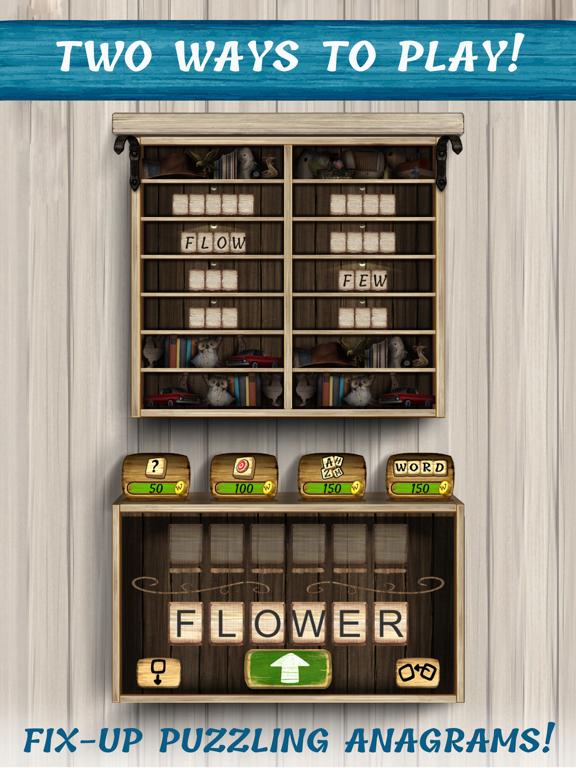 Word Designer: Country Home screenshot 6