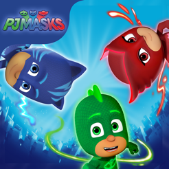 ‎PJ Masks™: Super City Run