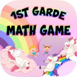 1st Grade Math Game