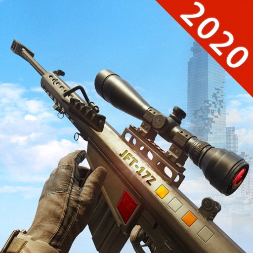 Call Of Sniper 3d War 2020