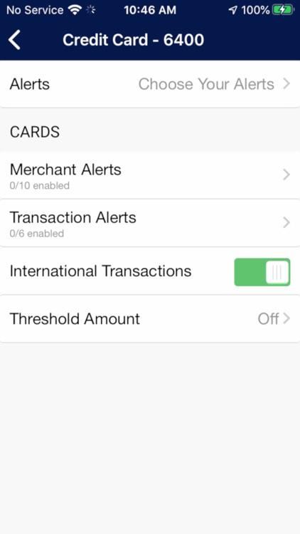 PeoplesChoice VISA Credit Card screenshot-6
