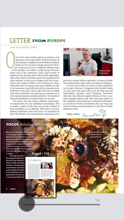 Coral Magazine screenshot-3