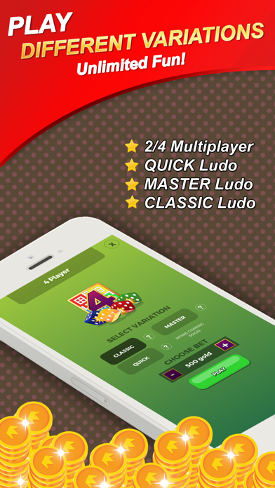 Ludo STAR by Gameberry Labs (iOS, United States) - SearchMan App