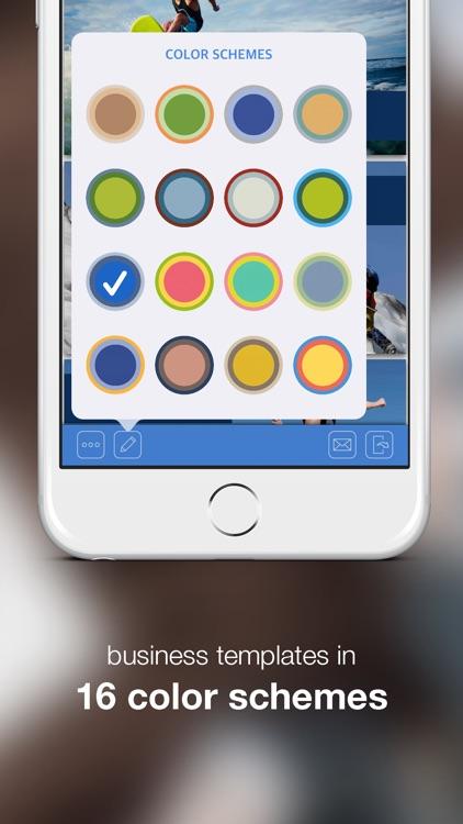 Presentation Base for Business screenshot-4