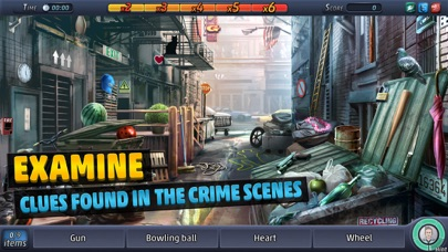 Criminal Case: Hidden Objects for windows pc