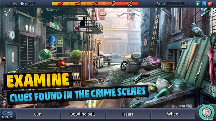 Criminal Case screenshot-1