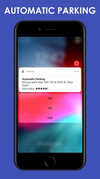 ParKing - Find My Parked Car screenshot-4