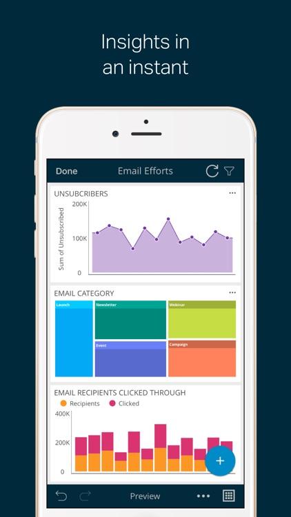ReportPlus Data Analytics screenshot-0
