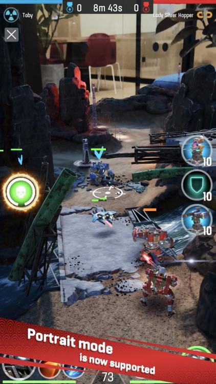 The Machines screenshot-5