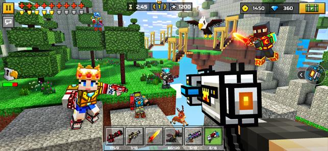 Pixel Gun 3d Fun Pvp Shooter On The App Store