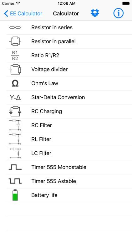 EE Calculator screenshot-4