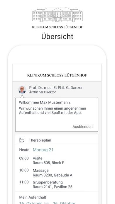 KSL Smart ClinicScreenshot von 2
