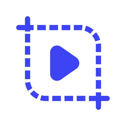 Video Crop - Resize Movie Clip iOS App