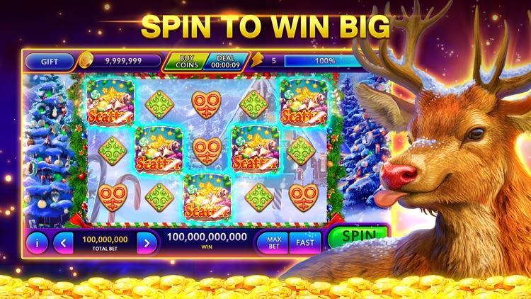Cash Tap Casino: Slot Machines screenshot-4