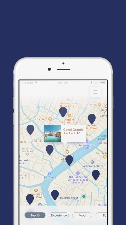 Venezia Map: Your Local Guide screenshot-4