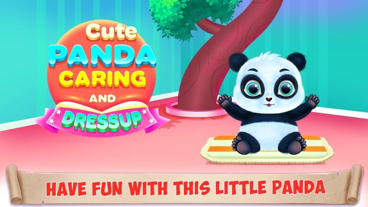 Panda Caring and Dress Up