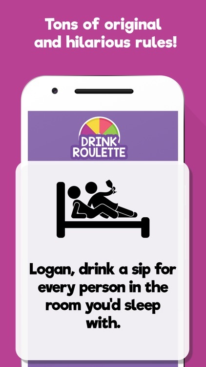 Drink Roulette: Drinking Games screenshot-4