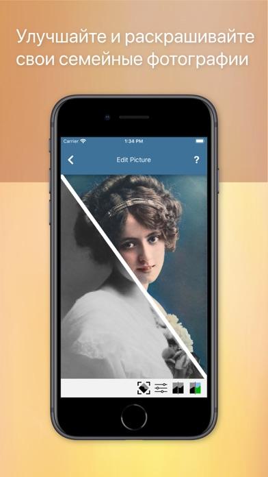 Скриншот №5 к MobileFamilyTree 9
