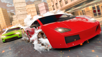 Extreme Car Driving City Sims screenshot one