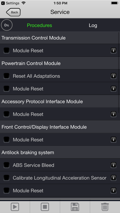 Screenshot for FORScan Lite - for Ford, Mazda in United States App Store